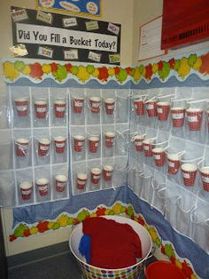 I Love My Classroom: Revisiting Bucket Filler