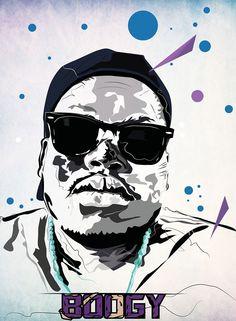 Illustration style cartoon réalisé avec Adobe Illustrator. Copyright Creative Kid 2014