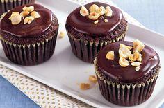 Hazelnut chocolate cacao cake, brownie - Fındıklı çikolatalı kek