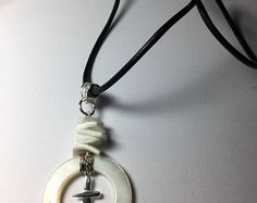 Mother of Pearl Pendant Necklace, Inukshuk Necklace, Canada 150, Inuit Jewelry, Earth Day, Winter Birthday, Mother Jewelry, Traveler Gift on  Etsy Pearl Pendant Necklace, Tassel Necklace, Necklaces, Canada 150, Mother Jewelry, Winter Birthday, Travel Gifts, Earth, Trending Outfits