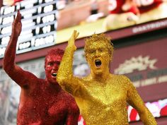 Garnet and Gold Guys!