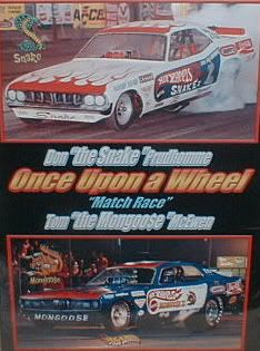 The Snake and Mongoose Funny Cars