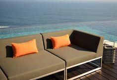 Latitude corner Outdoor Sofa, Outdoor Furniture, Outdoor Decor, Garden Seating, Sofa Set, Corner, Ocean, Inspiration, Home Decor