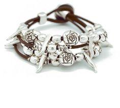 Ciclón etnic bracelet - 22,15€