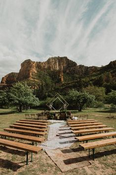 slide rock state park wedding photographer & planner in sedona with cloth and fl… - Destination Wedding Sedona Wedding, Arizona Wedding, Boho Wedding, Dream Wedding, 1920s Wedding, Wedding Desert, Wedding Unique, Wedding In The Woods, Destinations