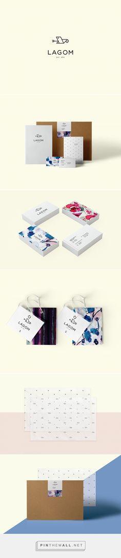 Lagom on Behance   Fivestar Branding – Design and Branding Agency & Inspiration Gallery