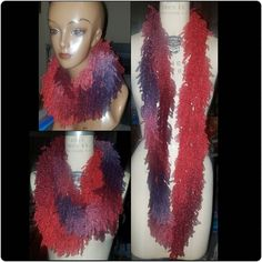 """I will have this """"berry berry blend"""" scarf with me tonight at @spitdatdc for $15 buck. Cash or card accepted. DM or comment to claim. #crochet #scarves #shopsmall Accent Pieces, Confetti, Berry Berry, Fashion Accessories, Crochet Scarves, Wordpress, Handmade, Design, Craft"""
