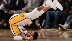 About one quarter of the way through this NBA season, the Los Angeles Lakers shockingly appeared to be a somewhat competent basketball team. They began the season by winning 10 of their first 20 games, beating the Rockets and blowing the doors off of the Golden State Warriors in the process. D'Angelo Russell was looking more and more like a foundational point guard, Julius Randle was playing like the sort of burly rebound magnet he was supposed to be, and Nick Young was not a complete and…