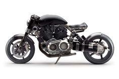 MOTORCYCLE CONFEDERATE X132 HELLCAT