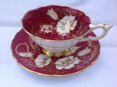 stafford china made in england | Antique Royal Stafford Bone China Made in England