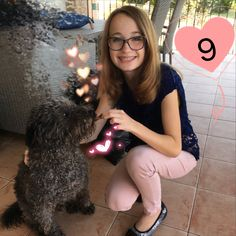 Birthday dog🐶💘
