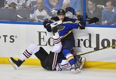 St. Louis Blues Would Be Crazy To Go For 70 Hits #Blackhawks...: St. Louis Blues Would Be Crazy To Go For 70 Hits #Blackhawks… #Blackhawks