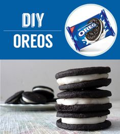 Homemade Oreos | 27 Classic Snacks You'll Never Have To Buy Again