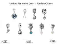 Make way for the new charms! Pandora is retiring a lot of charms, in anticipation of their many new releases planned for Mora Pandora, Pandora Jewelry, Pandora Charms, Pandora Story, Pandora Collection, New Charmed, Diamond Earrings, Fine Jewelry, Collections