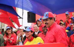 Presidente: «Hoy pretendieron asaltar el poder y los hemos derrotado otra vez»