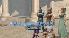Monster Hatcher Ultimate - FEAT - DC Universe Online - Earth Tank - Aratzy