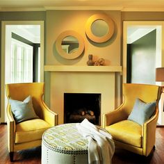 5 Color Palettes for Interiors by Romantic Homes Magazine   Love Happens blog Suggested by: roomdecorideas.eu