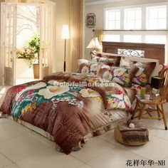Blossom Age Duvet Cover Sets Luxury Bedding - $139.99 : Colorful Mart, All for Enjoyment