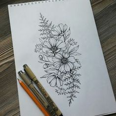 I think I'd like to incorporate some ferns in my half sleeve