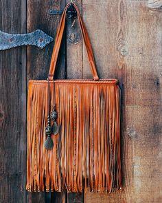 Ryder Studded Fringe Bag   Handbags - Southwest Style   charming charlie
