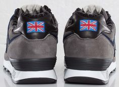 Le NEW BALANCE 576 Roy Bell ltd edition - Handmade in UK