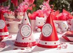 Amy's Party Ideas: {Parties I've Styled} Hello Kitty Party Ideas