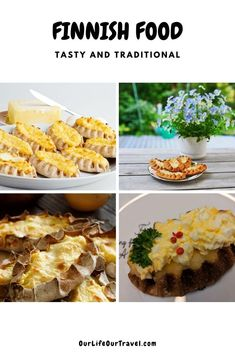 Traditional food from Finland and Best Finnish food you need to try - traditional Finnish dessert: karjalanpiirakka a.k.a. karelian pastry Best Finnish desserts   best Finnish meal   must-try food from Finland   #finland #finnish #cuisine #food #tasty Finnish Cuisine, Salmon Soup, Traditional Easter Desserts, Finland Travel, How To Make Jam, Tasty, Yummy Food, Warm Food, Fish Dishes