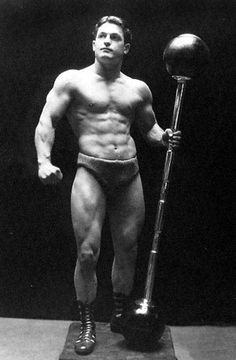 Bodybuilder Thank you for paving the way for us. We could never fill your shoes as a pioneer of the craft. I am humbled
