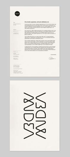 Letterhead —like how they handled all the contact info in the sidebar.