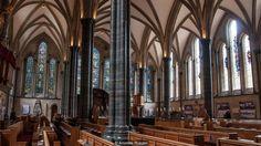 The new chancel (Credit: Credit: Amanda Ruggeri)