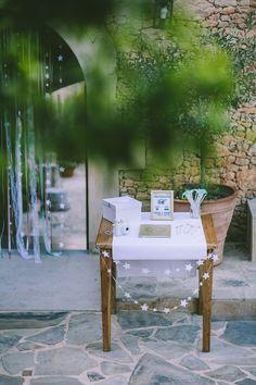 Photography: George Pahountis - wedshooter.gr  Read More: http://www.stylemepretty.com/destination-weddings/2014/09/11/classic-al-fresco-wedding-in-crete-greece/