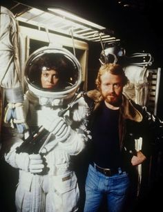 Ripley and Ridley