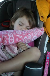 Perfectly Imperfect Home: Pinterest Seat Belt Pillow Tutorial. Great idea for the little ones who always fall asleep in the car.