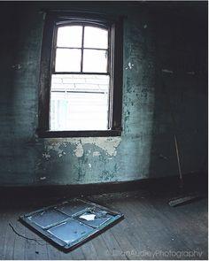 Dark Window / Photography Print