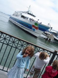 Going to San Fran and these are some great ideas for Juliana to enjoy the trip as well.