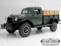 1947 Dodge Power Wagon Pickup