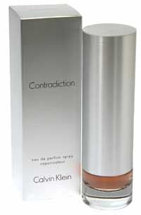 Calvin Klein Contradiction For Woman Eau de Parfum 30ml Spray Launched by Calvin Klein In 1997, cK Contradiction perfume is a feminine scent possessing a blend of pure pepper, ro http://www.comparestoreprices.co.uk/perfumes/calvin-klein-contradiction-for-woman-eau-de-parfum-30ml-spray.asp