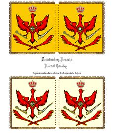War of the Spanish Succession Brandenburg Prussia Prussian Cavalry Portail
