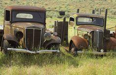 Old Trucks | Flickr - Photo Sharing!