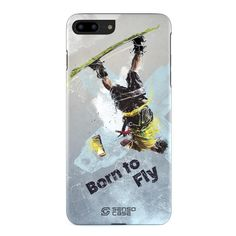 Kiteboarding Kitesurfing iPhone 7 Plus Sport Case Cover