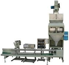 Bag filling machine for rice @ http://www.conweighsystems.com/