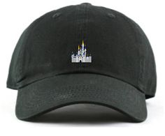 You asked, I listened! You didnt want Sleeping Beauty getting all of the love! Cinderellas Castle from Disney World- represented in tiny embroidered form on a hat!  Hat is adorned with a tiny Disney World castle embroidery- Pick your color hat. Want another color hat? Just message me! Custom Monogramming or Phrase Embroidery available for $5. Just add it to your listing and put the details in the order notes or message! We can do any color thread.  Need it for a specific day/trip? Just p... Disney Hat, Outfits For Disney, Disney Clothes, Cute Outfits, Cute Baseball Hats, Baseball Caps, Cute Hats, Baseball Jerseys, Clemson Baseball