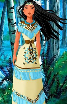 A scene from the secound Pocahontas movie I've managed to creat from the both sides of the 2 worlds. Hope you like Pocahontas © Disney Between 2 worlds Pocahontas Disney, Kida Disney, Walt Disney, Princess Pocahontas, Disney Princess Art, Disney Fan Art, Disney Girls, Princesas Disney, Disney Style