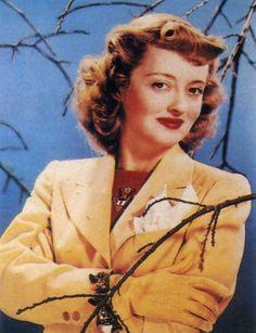 Bette Davis, 1942