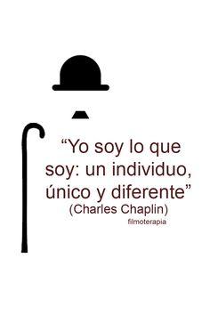 Charles Chaplin, 50 frases inspiradoras