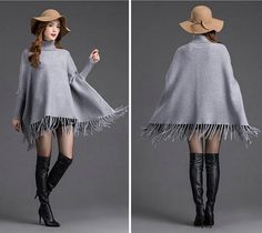 Morality Charm Women's Fashion Long Shawl Winter Warm Grey Large Scarf at Amazon Women's Clothing store: