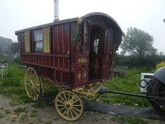 Vardo (Romani Wagon)