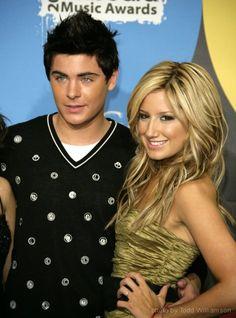 Zac Efron e Ashley Tisdale