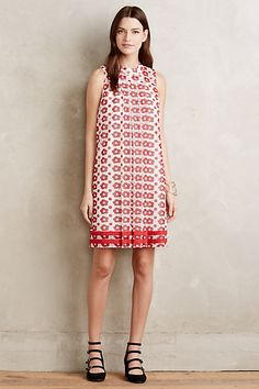 Marzena Swing Dress #anthropologie