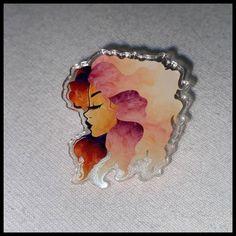 Love Armenea's Pin Badge, Silver Rings, Brooch, Love, Amor, Brooches, El Amor